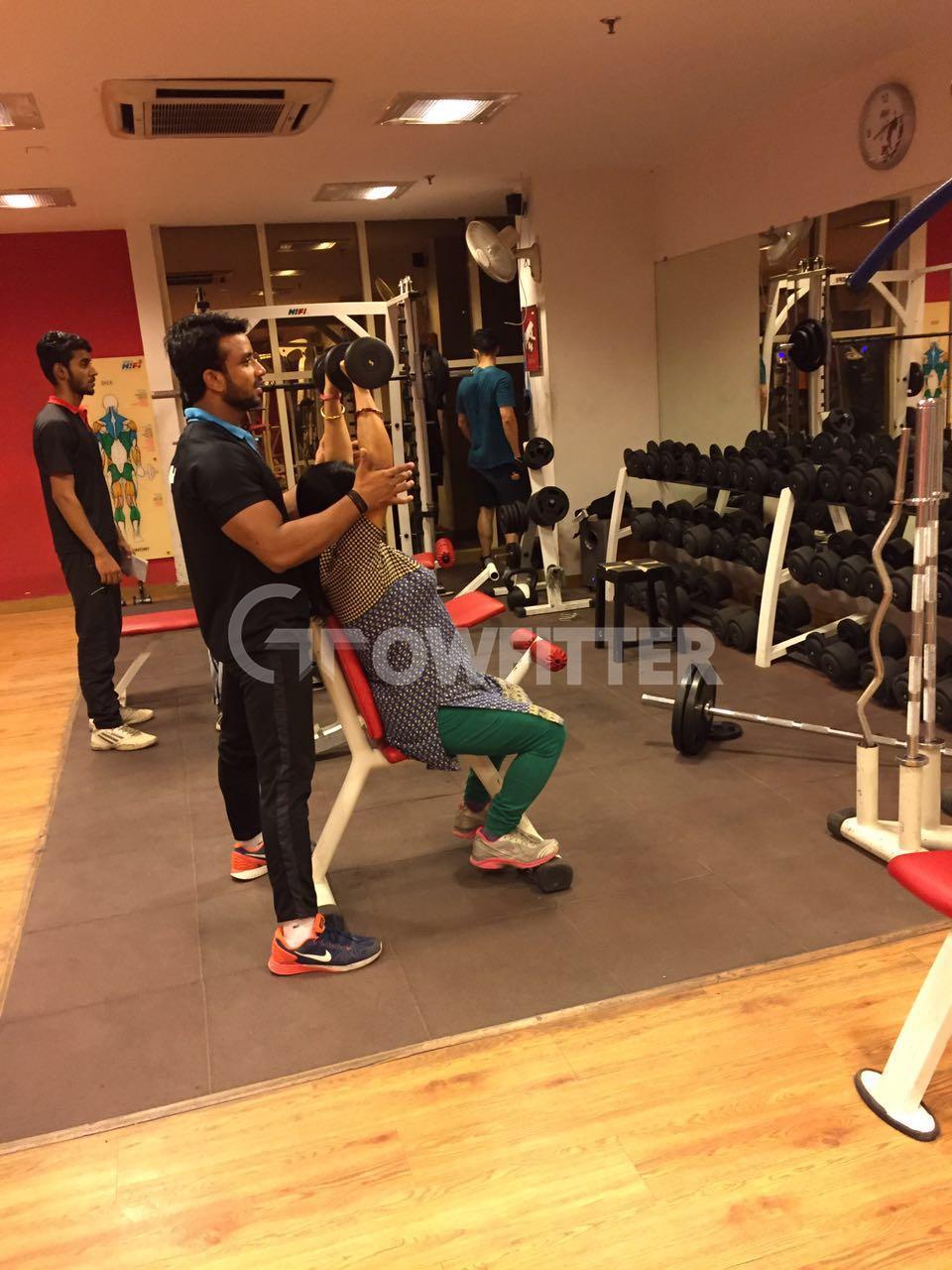 Talwalkars Hi Fi Sector 62 Noida Gym Membership Fees