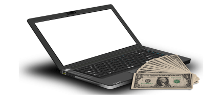 Earn online from laptop
