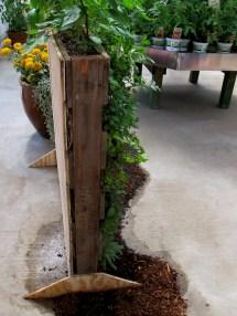 Creating Pallet Garden - Step Instructions