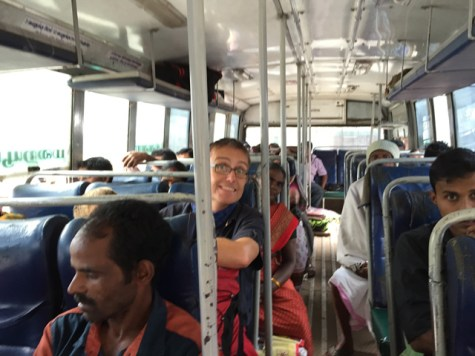 Bus to Chinnar