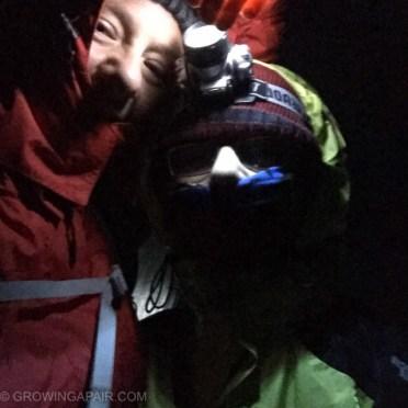 Mount Kinabalu trek. Must have gear.