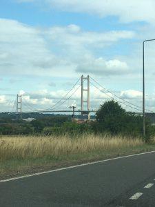Hulls Humber bridge