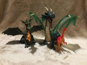 Dinosaur&dragons