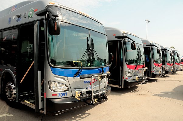 Photo of WMATA Metro Extra buses