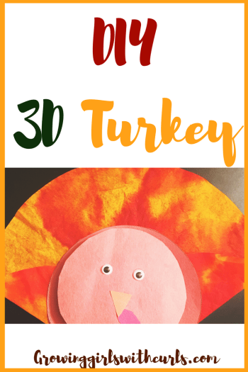 diy 3d turkey