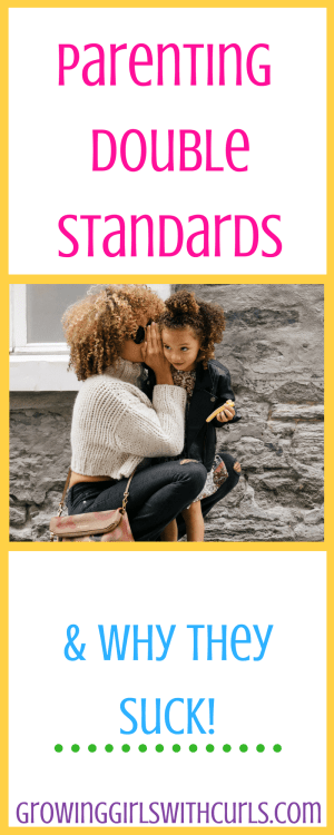 The Single Mom and The Double Standard