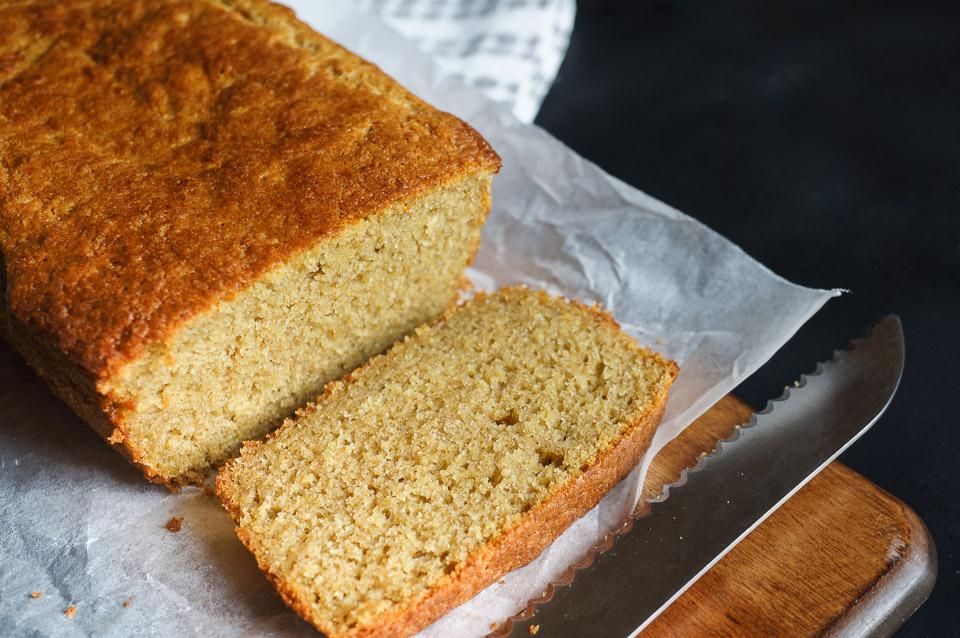 Banana Bread | Gluten Free, Low FODMAP | Growing Home
