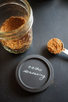 Nacho Seasoning | Gluten Free, Low FODMAP | Growing Home