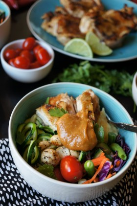 Lemongrass Chicken | Gluten Free, Low FODMAP | Growing Home