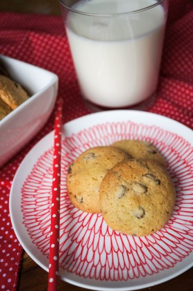 Chocolate Chip Cookies | Gluten Free, Low FODMAP | Growing Home