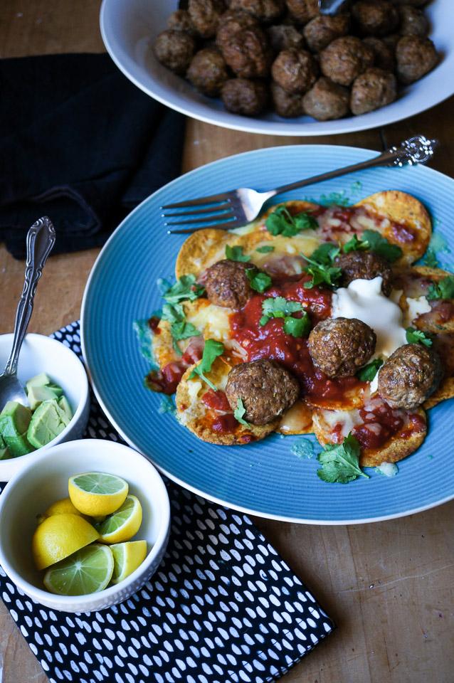 Beef Meatballs Three Ways | Gluten Free, Low FODMAP | Growing Home