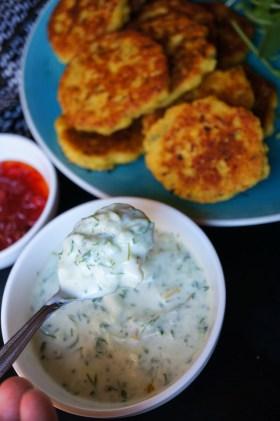 Tzatziki | Gluten Free, Low FODMAP | Growing Home