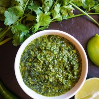 Coriander Curry Paste | Gluten Free, Low FODMAP | Growing Home
