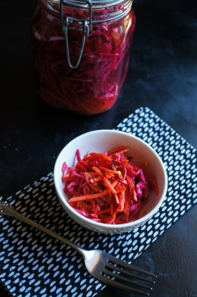 Lactofermented Spicy Cabbage and Carrot | Growing Home