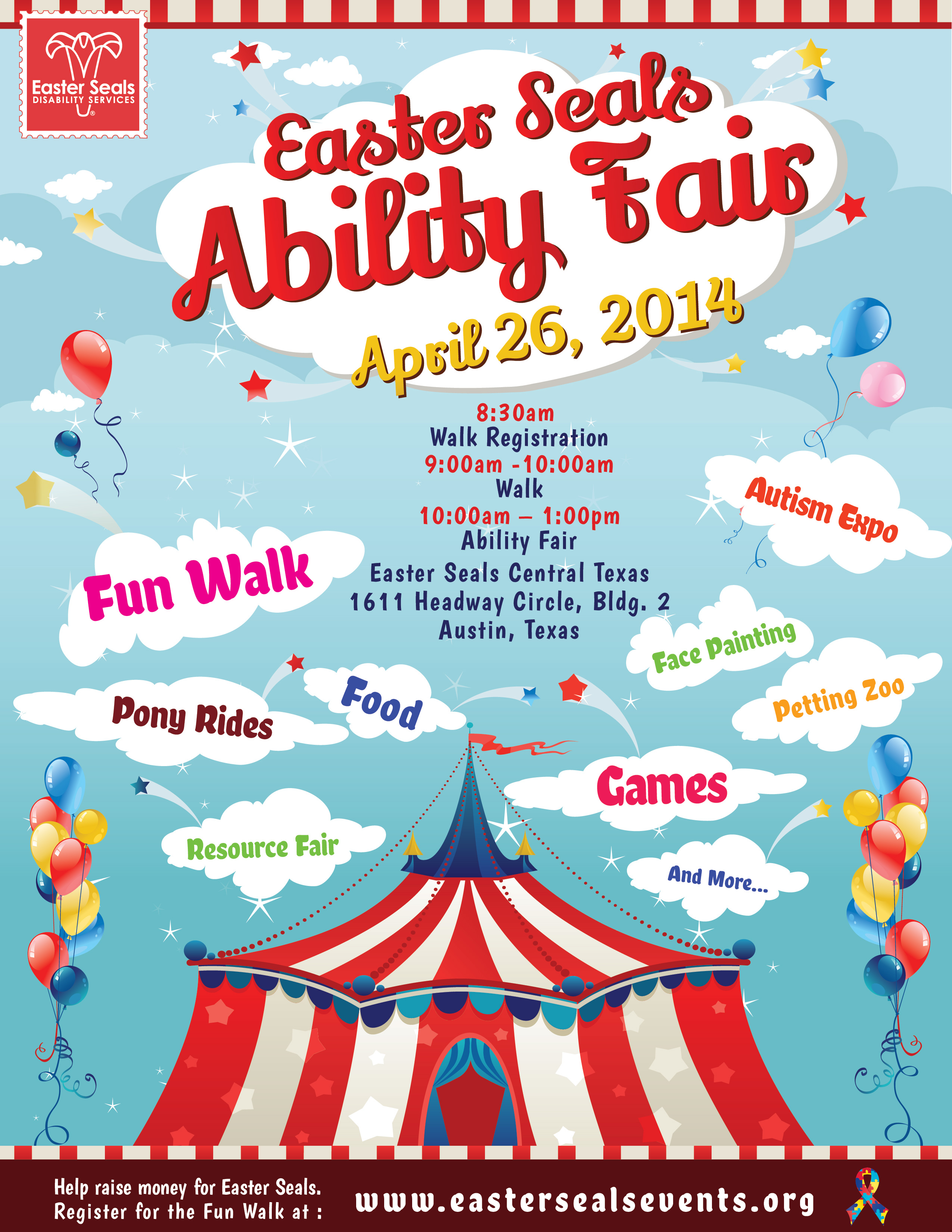 April Family Events With Special Needs In Mind