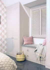 Creating a reading nook with Sharps fitted furniture ...