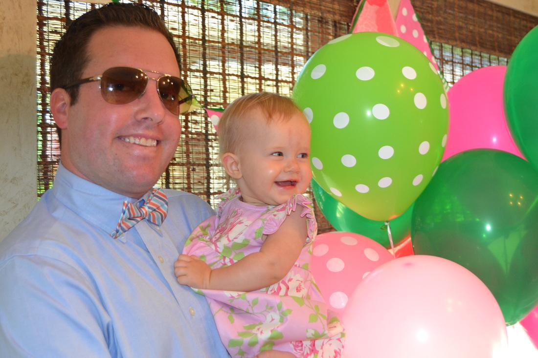 Hadleys Kentucky Derby 1st Birthday Party