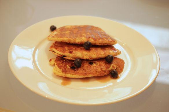 Weekending Pancakes