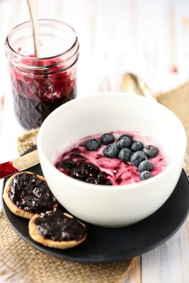 7 Ways to Use Blackcurrants. Blackcurrant compote on this gorgeous breakfast bowl is one delicious option.