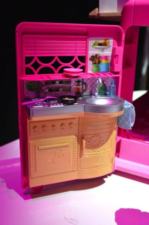 Mattel Debuts New 2015 Barbie Dream House  Popup Camper
