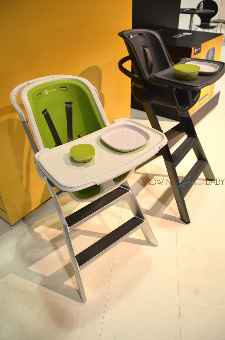 4moms high chair review custom dining chairs upholstered impeccable growing your baby straps fullsize of large