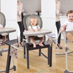 Ingenuity High Chair 3 In 1 Cover Evenflo Majestic Seat Trio Ridgedale Growing Your Baby