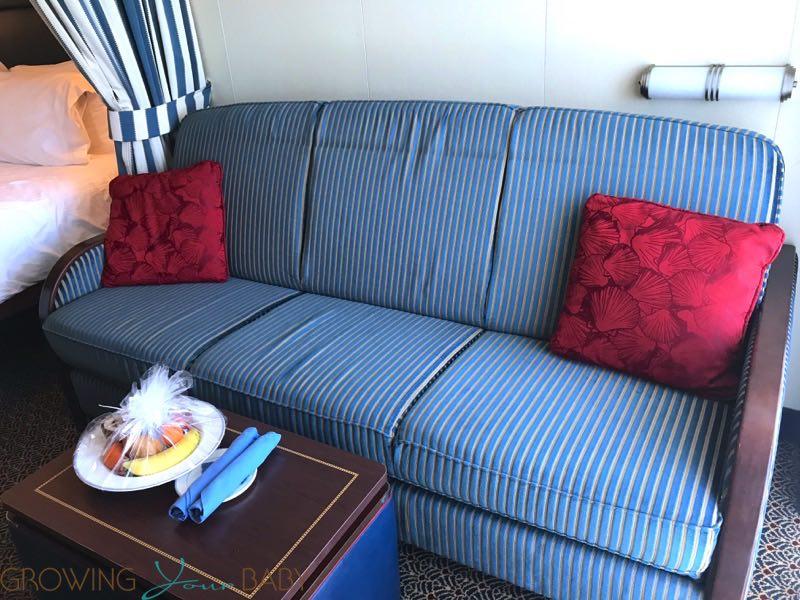 disney dream sofa bed hokku designs digo 2 piece leather set deluxe oceanview with verandah convertible couch