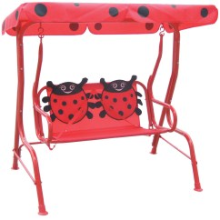 Baby Lawn Chair Cool Office Mats Ladybug Swing 800 Growing Your