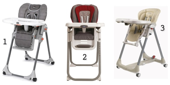 Sears Babys Room High Chair  Growing Your Baby
