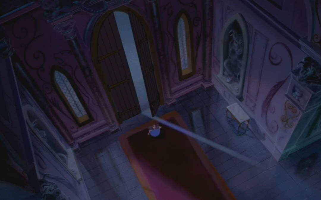 Beauty and the Beast, Minute 20: Spoilers! Janay ruins endings