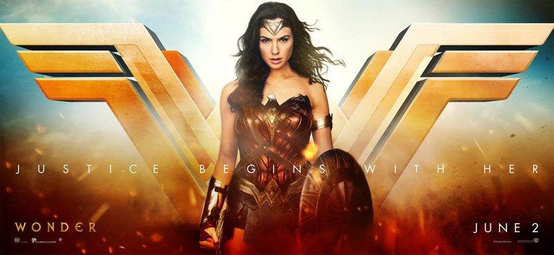Popcorn and Pickles 010: Wonder Woman +