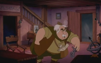 Beauty and the Beast, Minute 49: Twitch, the Lad School, and Armillary Spheres