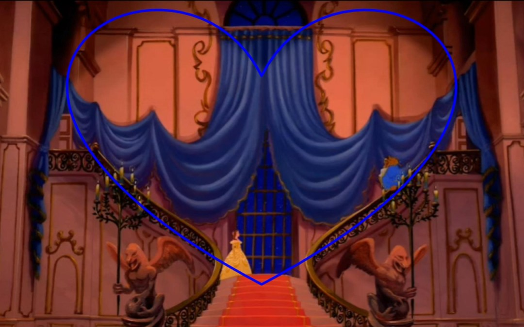 Beauty and the Beast, Minute 60: Chip's Lullaby