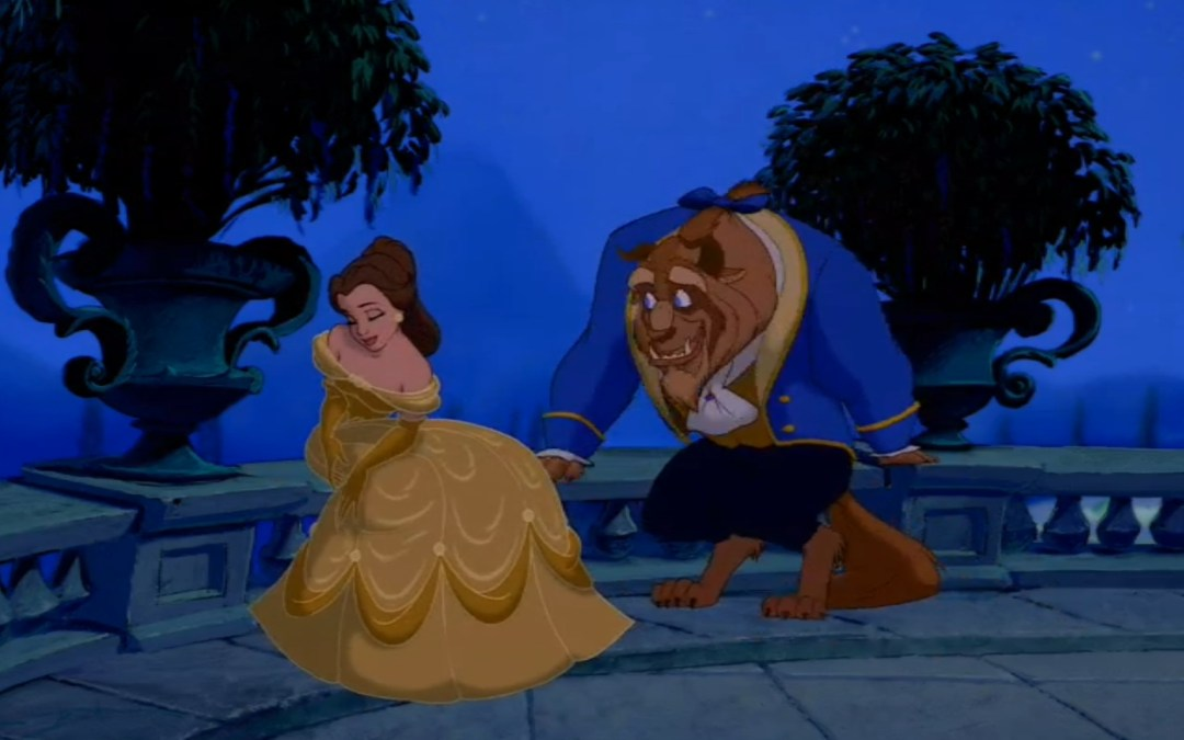 Beauty and the Beast, Minute 63: Belle's Feminine Wiles