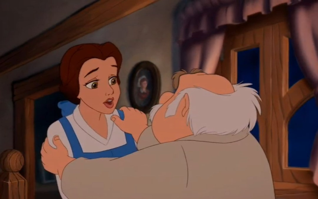 Beauty and the Beast, Minute 66: Once There Was A Snowman