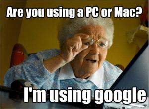 Less search more service