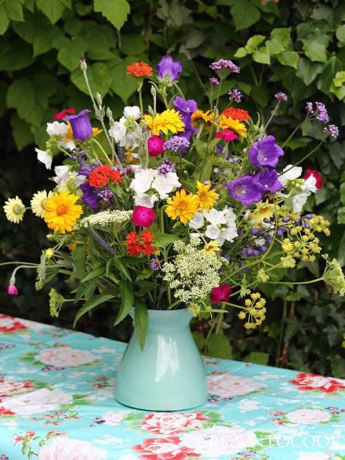 midsummer abundance bouquet