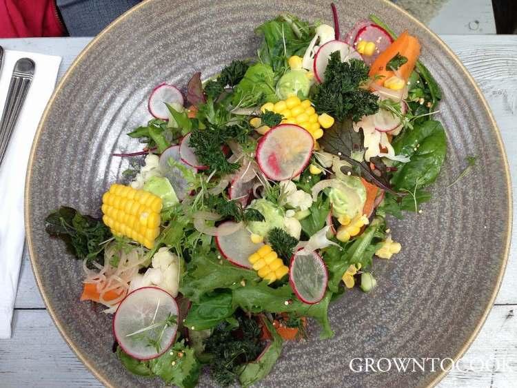 sesognens salat