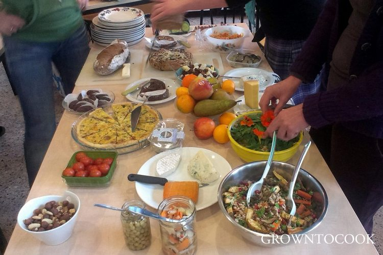 permaculture potluck