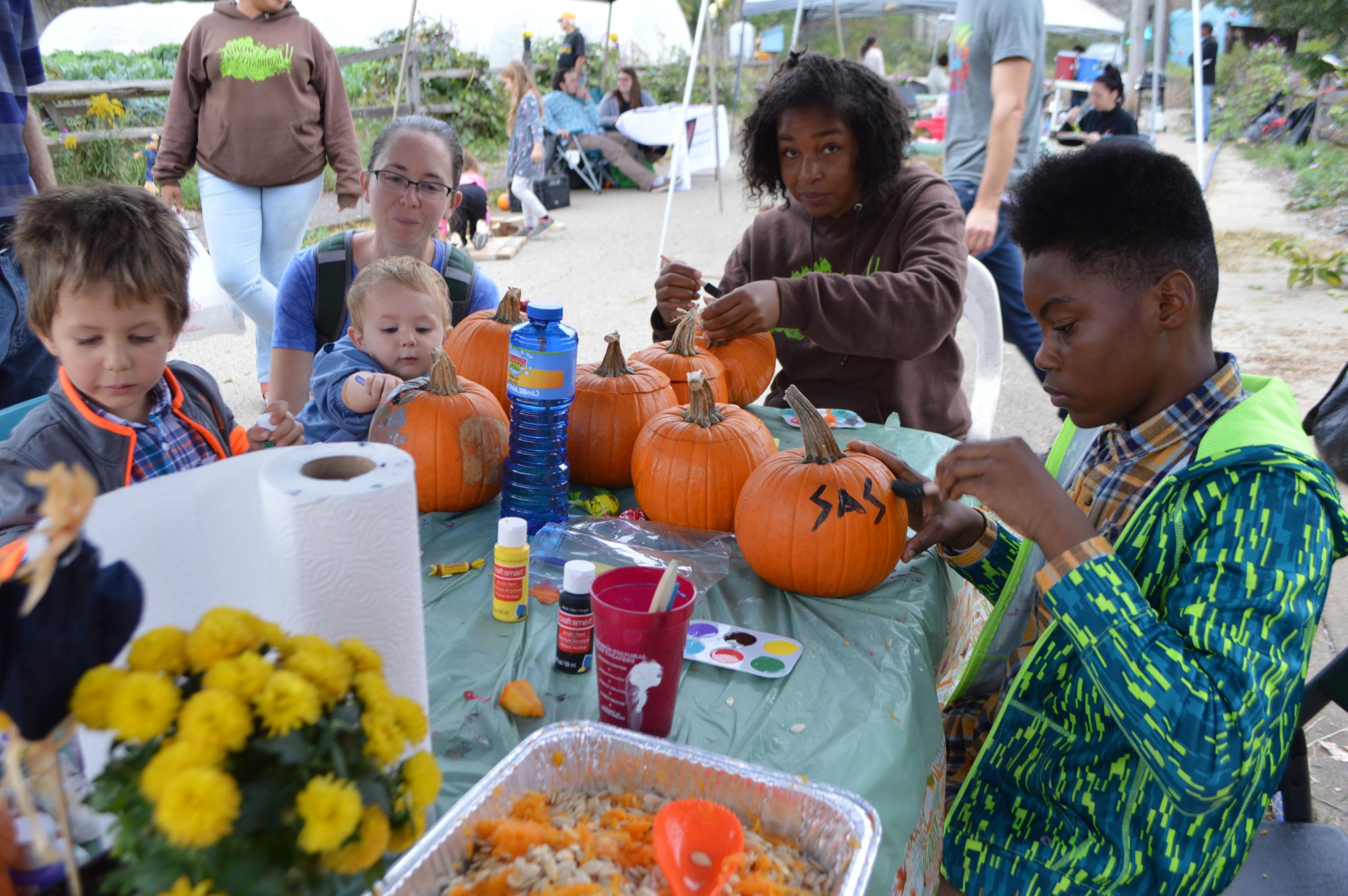 Braddock Farms Fall Festival