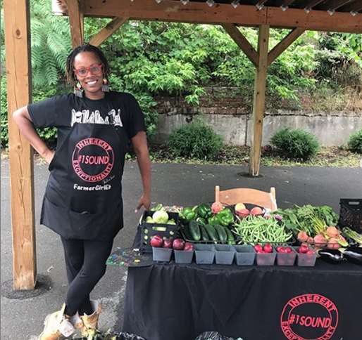 Grower's Spotlight: Ebony Lunsford-Evans