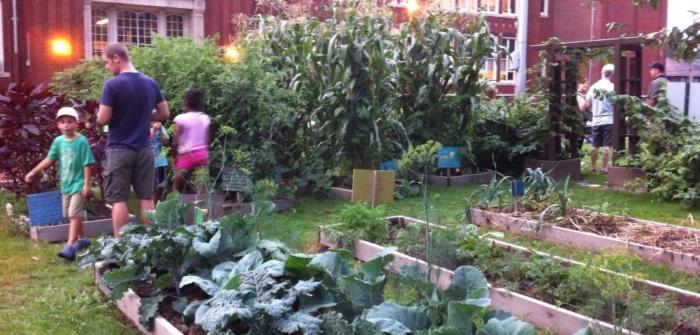 Garden Layouts Grow Pittsburgh