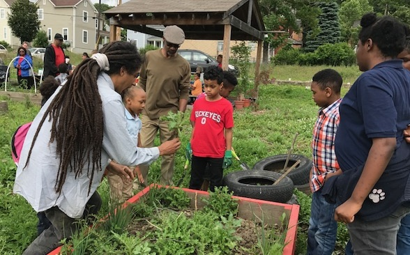 Protecting community gardens for future generations