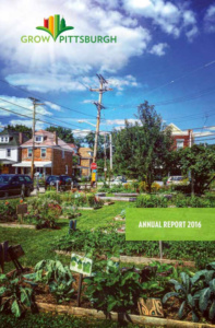 Grow Pittsburgh Annual Report 2016