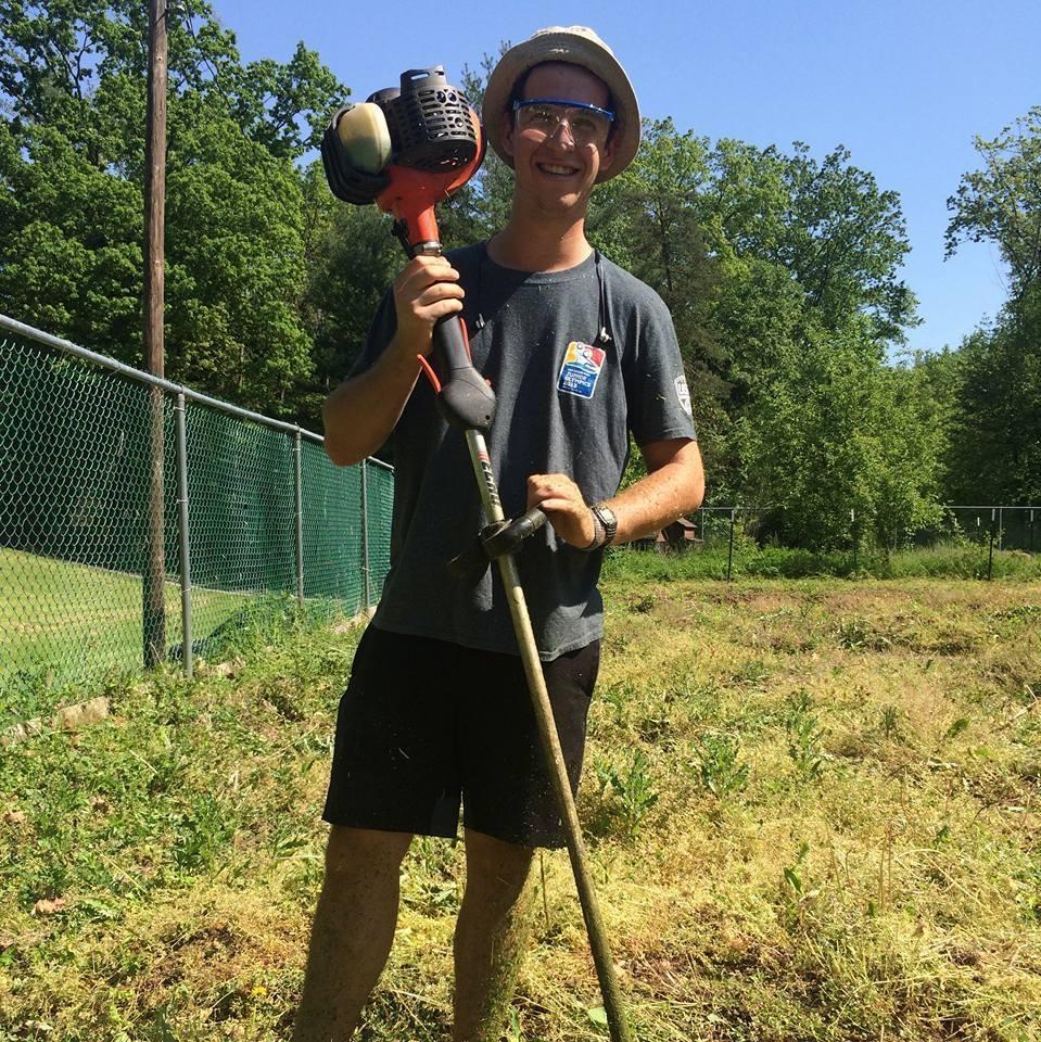 GRC Volunteer Spotlight: Max Hill
