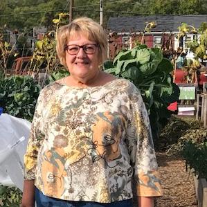 Ruth Ann McGarry finds a sense of belonging in Sharpsburg Community Garden