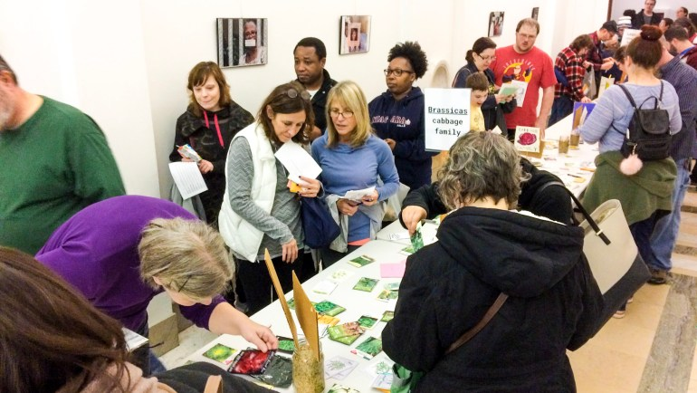 A Celebration of Seeds: 8th Annual Seed and Plant Swap