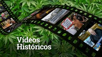 Vídeos históricos da marcha da maconha