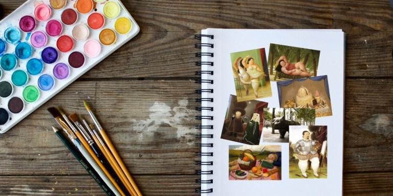 Art Study in Spanish | Fernando Botero – Latin American Art