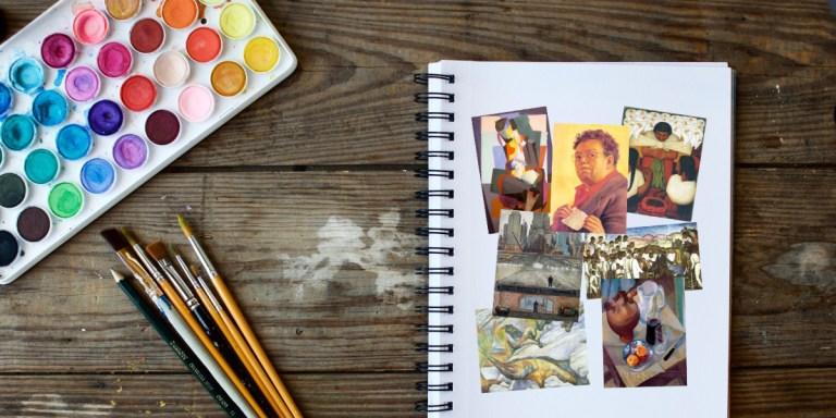 Art Study in Spanish | Diego Rivera – Latin American Art